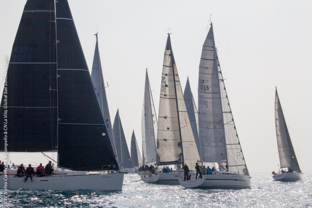 trofeo vela club nautico villajoyosa