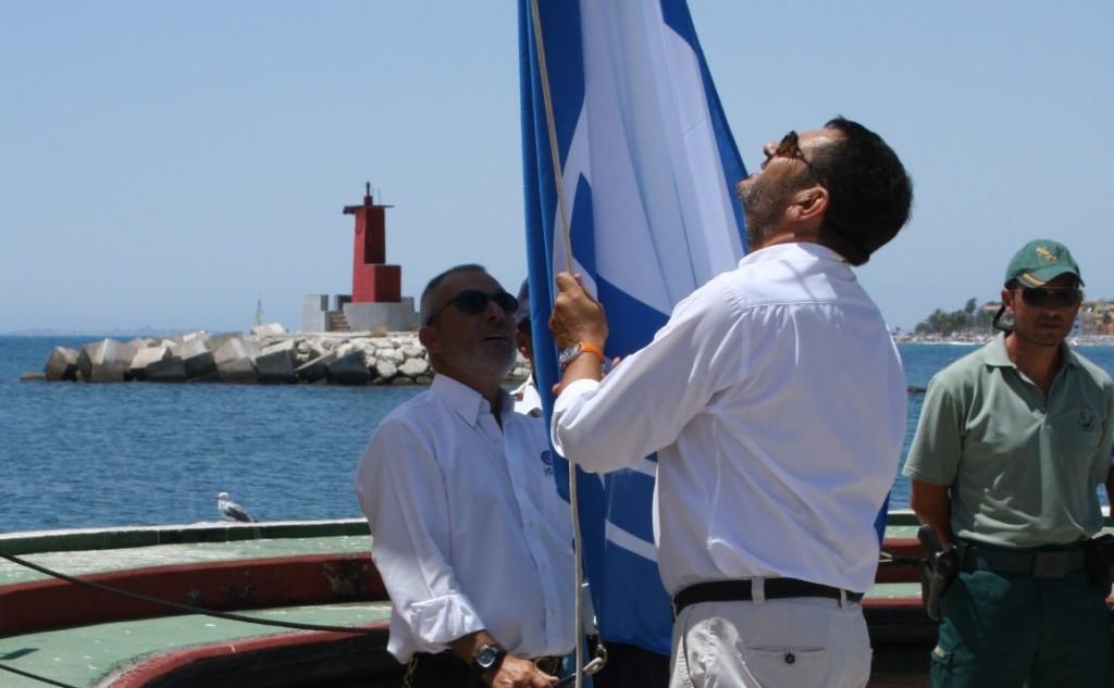 Bandera Azul Club Naútico La Vila