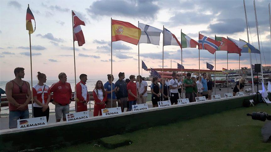 Rememorando el Campeonato Europeo Ocean Race 2018