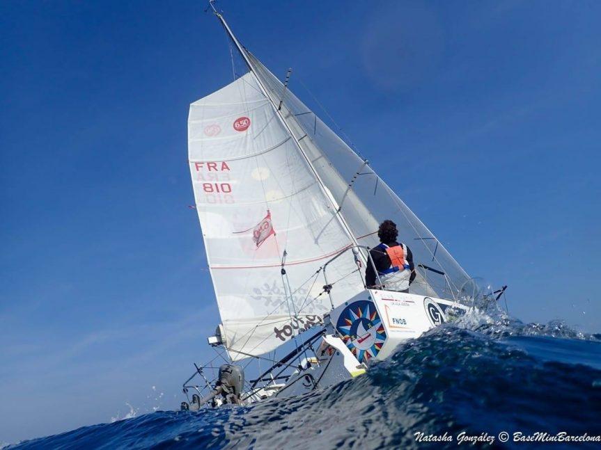 """""""Blue Oscar"""" logra el tercer puesto en la regata XXXI Mare Nostrum."""
