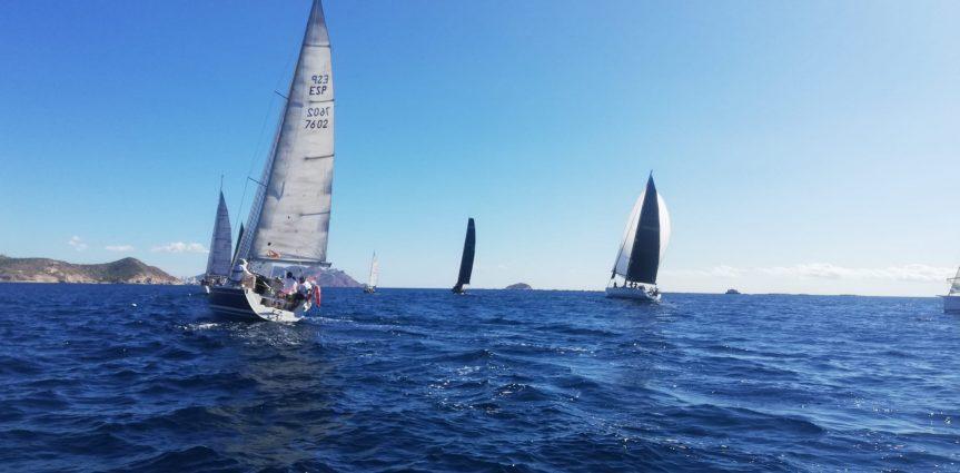 Clasificación 3ª Prueba Regata Trofeo 5Clubs en el CN La Vila Joiosa