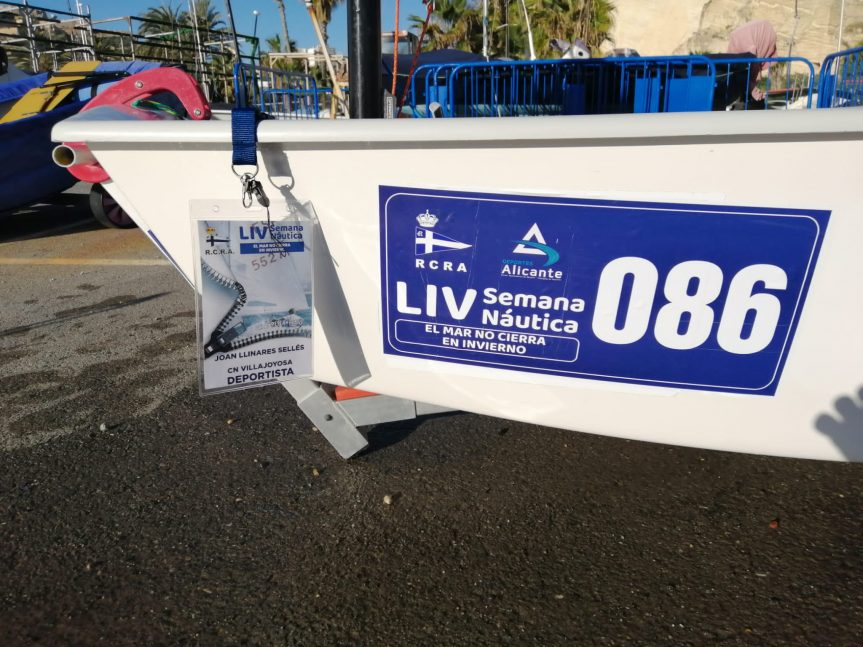 Se celebra la LIV edición de la Semana Náutica de Alicante